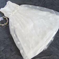 Kommunionkleid Mädchen Prinzessin Kleid Hochzeit Kommunion Abendkleid 122-164