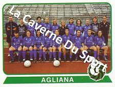 N°719 TEAM SQUADRA # ITALIA AGLIANA STICKER PANINI CALCIATORI 2004