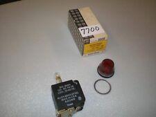 Allen Bradley Transformer Pilot Light Cat #800H-PK16R 110/120V Red Lens (NIB)