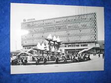 AK DDR Berlin Centrum Warenhaus Alexanderplatz Brunnen der Völkerfreundschaft t7