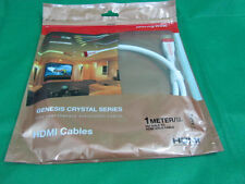 Honeywell DVI-D to HDMI 24+1 Dual Link HDTV True HD Cable, 2M (6.6 Ft.).