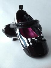 Girl Bellini Baby Zebra Black White Mary Jane Shoes Size 4