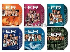 ER ~ Complete Season (10-15) 10, 11, 12, 13, 14 & 15 ~ BRAND NEW DVD SETS
