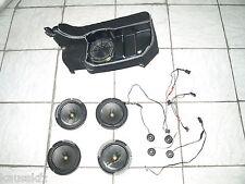 Audi A6 4B C5 Bj.99 Avant  Bose Soundsystem komplett Subwoofer + 8 Lautsprecher
