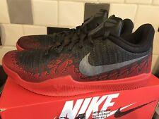 Nike Air Kobe Mamba Rage -Rage Red UK 11 Retro Rare