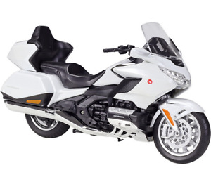 Welly 1:12 2020 Honda Gold Wing Diecast Motorcycle Bike Model Toy New In Box
