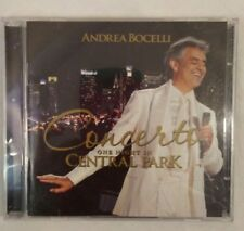 Concerto: One Night in Central Park by Andrea Bocelli CD Full Concert DVD