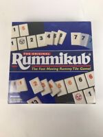 Rummikub Pressman New Sealed The Fast Moving Rummy Tile Game !!