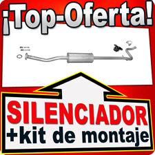 Silenciador intermedio CITROEN C2 PEUGEOT 1007 1.4 Escape ANC