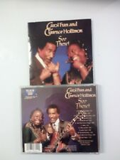 CAROL FRAN AND CLARENCE HOLLIMON -  SEE THERE - CD