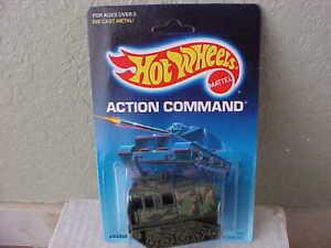Hot Wheels 1986 Action Command Assault Crawler