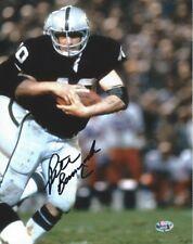Pete Banaszak Oakland Raiders autographed signed 8x10 photo print free shipping