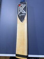 New listing English Willow Grade 1+ Cricket Bat