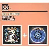 Def Leppard - Hysteria/Adrenalize (2009)  2CD  NEW/SEALED  SPEEDYPOST