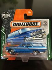 Matchbox 2018 64`Ford Fairlane Wagon Road Trip 1/35 65th Anniversary  2/125 neu