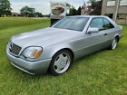 1995 Mercedes-Benz 600-Series  1995 Mercedes S600 Coupe -Only 59K Miles -$133K MSRP New