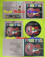 CD I LOVE ROCK 'N' ROLL compilation HALEY PRESLEY PERKINS BERRY (C9) no lp mc