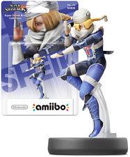 Sheik Amiibo - Super Smash Bros. Collection no.23 Authentic *NEW* RARE SALE!