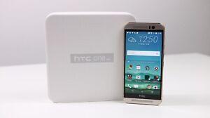 HTC One M9 - 32GB - Unlocked Smartphone phone / BOX PACK