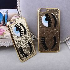 Fashionable 3D Style Funny Flirting Eyes IPhone 6/6s Case-Free Delivery