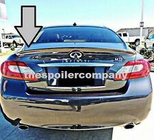 PRE-PAINTED REAR SPOILER FOR 2011-2013 INFINITI M37- BRAND NEW ANY COLOR