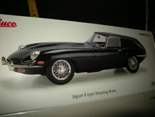 1:12 Schuco Pro.R12 Jaguar E-Type Shooting Brake black/schwarz Nr. 450046100 OVP