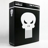 6inch 15cm Marvel Mezco One:12 The Punisher Action Figure Collectible Model Toy