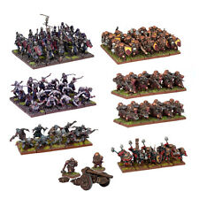 Mantic Games NUOVO CON SCATOLA Kings of War 2nd Edition two-player BATTAGLIA Set mgkw06