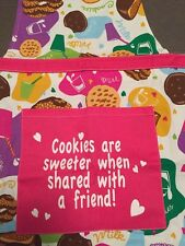 NEW Girl Scout Cookie Apron Booth Sales Incentive Prize Little Brownie Bakers