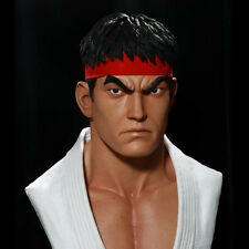 POP CULTURE SHOCK PCS Street Fighter Ryu Life Size Bust 1:1 scale NEW SEALED