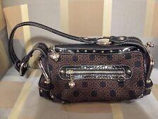 Kathy Van Zeeland Purse Handbag Black Mint