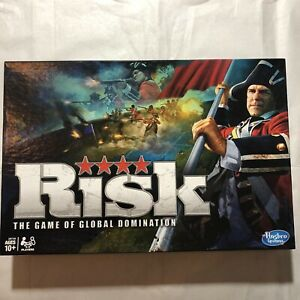 Risk Boardgame The Game Of Global Domination