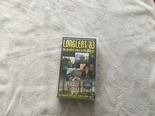 Longleat 83 The Greatest show in the Galaxy Doctor Who VHS Video