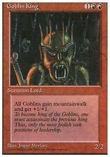 Re dei Goblin - Goblin King MTG MAGIC 4Ed 4th Edition English
