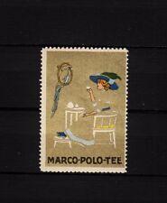 407475/ Reklamemarke - München - Marco Polo Tee