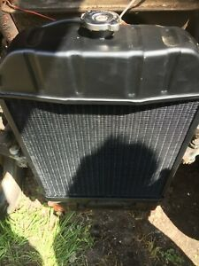 Massey Ferguson 35 radiator. New replacement.