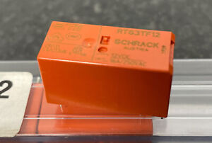 TE Connectivity SPNO 12V DC Latching Relay 16A PCB Mount RTS3TF12 Pack Of 20 NEW
