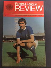 FOOTBALL LEAGUE REVIEW, 1971-72, Featuring: BRADFORD CITY