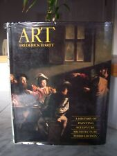 1989 ART A HISTORY OF PAINTING SCULPTURE ARCHITECTURE By Frederick Hartt 3rd
