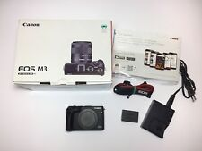 Canon EOS M3 24.2MP (nur Body) + Adapter EF-EF M von Maike