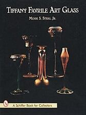 Tiffany Favrile Art Glass (A Schiffer Book for Collectors)-ExLibrary