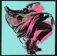 Gorillaz die Now Now (2018) 11-track CD Album Neu/Ungespielt