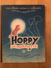 Hoppy la marmotte - Pellos - 1945 - BE