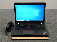 New listing Lenovo ThinkPad E450 14� Laptop Core i7-5500U, 8 Gb Ram, 256 Gb Ssd w/Adapter
