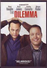 The Dilemma (DVD, 2011) Winona Ryder, Kevin James, Vince Vaughn
