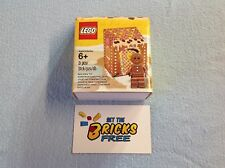 Lego Christmas Exclusive 5005156 Gingerbread Man New/Sealed/Retired/Hard to Find