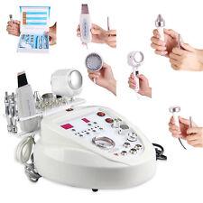 5 EN 1 microdermabrasión máquina dermoabrasión Skin Scrubber Peeling Facial Cuid