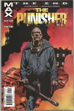 PUNISHER MAX THE END (2009) Back Issue (S)