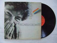 Riccardo Cocciante – Sincerità-Disco Vinile 33 Giri LP Album Stampa ITALIA 1983