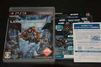 Used PS3 Lost Planet 3 SONY PLAYSTATION 3 JAPAN JAPANESE JAPONAIS IMPORT